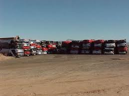gm s ev1 a car the world should have come to know a bit better gm s final solution ev1 graveyard at the gm proving grounds in mesa arizona