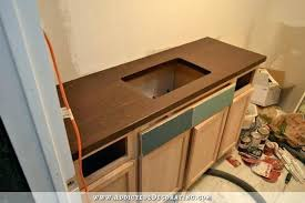 style with sink soapstone wood diy countertops faux