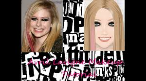 stardoll avril lavigne makeup tutorial