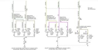 wiring diagram for ford f trailer lights from truck images wiring diagram ford f150 trailer lights truck rear lighting wiring