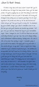 Ex Best Friend Tumblr Quotes Friendship Breakup Best Friends Old