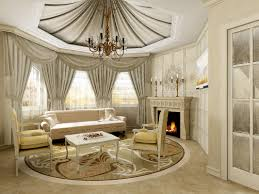 round living room furniture. Elegant White Contemporary Living Room Furniture Sofa Combined With Antiwue Cahndelier And Classic Fireplace Round R