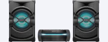 sony home sound system. sony soshakex30 home audio system with bluetooth - bluetooth, sound
