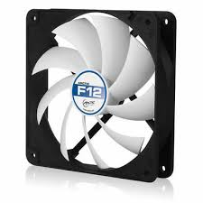 <b>Arctic Cooling</b> F12 120mm Arctic F Low Noise PC Computer <b>Case</b> ...