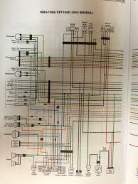 anyone have 85 v65 wiring diagram v4musclebike com 83 Honda V45 Magna Exhaust at 83 Honda V45 Magna Wiring Harness