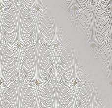 bradbury art deco designs havana wallpaper in platinum on art deco living room wallpaper with bradbury art deco designs havana wallpaper in platinum bar