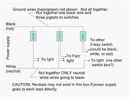 wiring diagram for 3 gang 2 way light switch wiring diagram and wiring diagram for single gang light switch jodebal