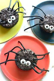 halloween spider cupcakes. Plain Spider Spider Cupcakes For Halloween To