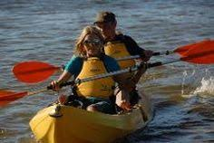 kangaroo island double kayak oz tour guide