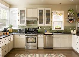 new green kitchen backsplash subway tile traditional with none image by classic homework idea white glass