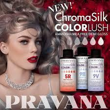 Pravana Demi Permanent Hair Color Sbiroregon Org