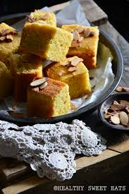 Low Carb Keto Vanilla Almond Yellow Butter Cake Healthy Sweet Eats