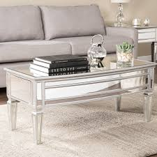 Elosie Mirrored Coffee Table