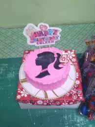 Yummy Bites Barbie Cake Design Coleens 4th Birthday Facebook