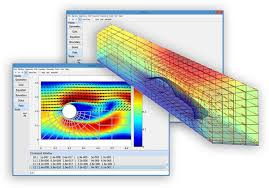 matlab cfd toolbox featool multiphysics