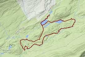 gone hikin' nescopeck state park, pa Loantaka Park Trail Map hike distance 6 1 miles 114 Loantaka Way Madison NJ