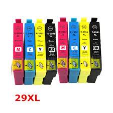 BLOOM Compatible 29XL <b>T2991 T2992 T2993 T2994</b> ink cartridge ...