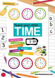 Telling The Time 12 Hour Clock 24 Hour Clock Digital