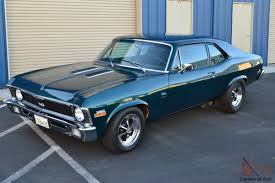 Chevrolet Nova Base Coupe 2-Door 5.7L Incredible Restoration ...