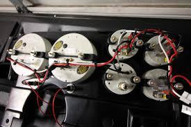 bangshift com autometer gauge install gauge swap dash revamp build your own gauge cluster at Dash Gauge Wiring
