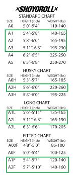 Albino And Preto Size Chart Albino And Preto Reserve