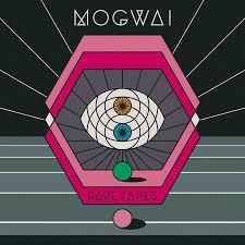 Mogwai Design Mogwai Rave Tapes Pochette Album Illustration