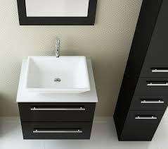 24 in vanity with sink. avola 24 inch vessel sink bathroom vanity espresso finish in with