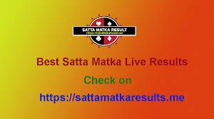 New Worli Chart Satta Matka Fastest Matka Results Free Guessing Matka