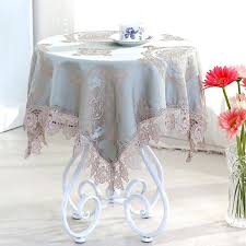 lace round table cloth lace table cloth table cloth handmade ribbon embroidery tablecloth lace round tablecloths