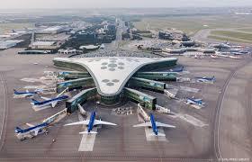 Cancelled Baku Intl Airport Fly In Europa League Finals