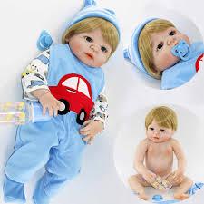"<b>NPK reborn baby</b> dolls 19""48cm soft silicone vinyl <b>reborn baby boy</b> ..."