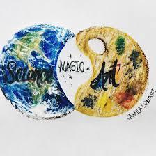 Art Venn Diagram Art And Science Venn Diagram By Camilalonart On Deviantart