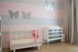 pink nursery furniture. Pink Baby Furniture. Butterfly Nursery Accent Wall Furniture E