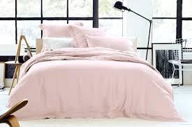 blush pink duvet cover nz dkny willow king