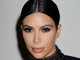 kim kardashian make up
