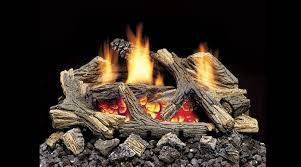 natural blaze see thru vent free gas logs monessen hearth artificial fireplace logs