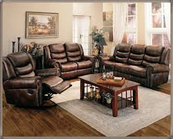 Living Room Leather Sets Leather Reclining Living Room Sets Black Reclining Living Room