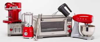 Retro Kitchen Small Appliances Small Appliance Suites Give Kitchens A Sweet Look Consumer Reports