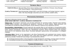 patient coordinator resume business resume sales resume template