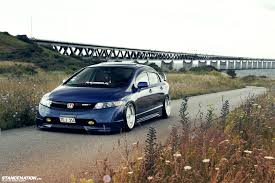 Limited Addiction // Jonas' Honda Civic Si | StanceNation™ // Form ...