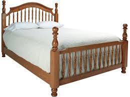 Willow Valley Bedroom Spindle Bed WV9607 - Borofka's Furniture ...