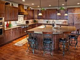 Large Kitchen Kitchen Island Countertops Pictures Ideas From Hgtv Hgtv
