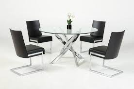 furniture 48 round dining table square glass dining table set small round glass top kitchen table