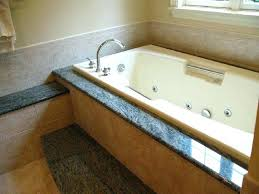 natural drop in tub bathtubs idea whirlpool freestanding raised best jacuzzi bathtub excellent jetted two leveled b