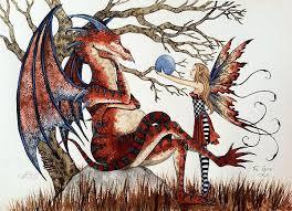 Image result for gargoyle fairy