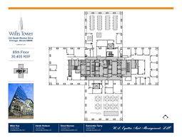 Sears TowerWillis Tower Floor Plan