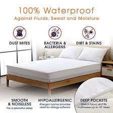 waterproof mattress protector. Waterproof Mattress Protector