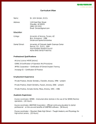 A Complete Resume How To Do A Complete Resume Worldwidejibaroco Mesmerizing How To Complete A Resume