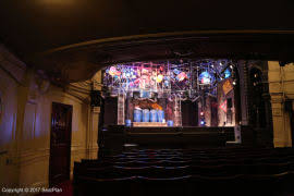 Ambassador Theatre Seating Chart Ambassadors Theatre London Seating Plan Reviews Seatplan