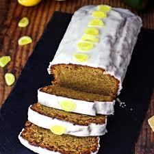 Easy Ginger Avocado Cake With Lemon Drizzle Fab Food 4 All